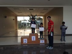 Certificates for drill race - Nursery #GGIS #RepublicDay #SportsDay