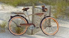 Take to the road on the Panama Jack Men's Cruiser Bike in Orange. Sturdy and built for long trips, this bike is perfect for the adventurous outdoorsman in your life, Vacation Days, Panama, Photo Galleries, Beach Cruisers, Bike, Park, Gallery, Bicycle Kick, Bicycle