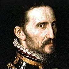 Francisco Vásquez de Coronado y Luján (1510 – 22 September 1554) was a Spanish conquistador, who visited New Mexico and other parts of what are now the southwestern United States between 1540 and 1542. Coronado had hoped to conquer the mythical Seven Cities of Gold.