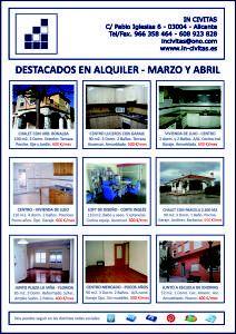 REVISTA IN CIVITAS ALQUILER MARZO-ABRIL 2013