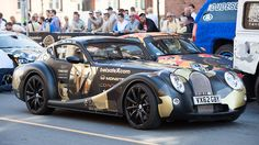 Gumball 3000 from Copenhagen to Monaco