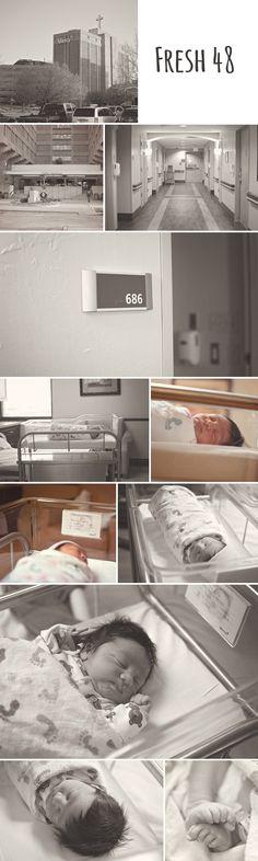 Oklahoma City Newborn Photographer - Fresh 48 Sessions
