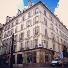 In the City Paris
