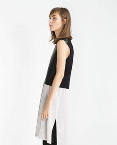 Imagen 2 de TOP CROP de Zara