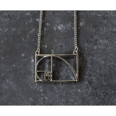 Golden Ratio Necklace *squeeeeee*