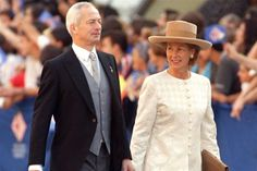 Prince Hans Adam II and Princess Marie of Liechtenstein