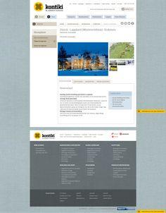 Kontiki, winter tour detail page