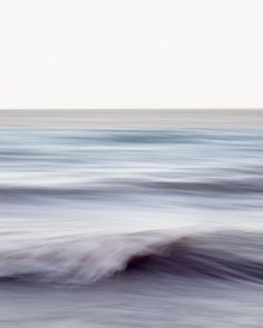 Ocean Wall Art - Chantal Strolls Along the Shore - Soothing Blue Waves Coastal Art, Coastal Homes, Sunrise Images, Nautical Prints, Modern Photographers, Soothing Colors, Minimalist Art, Large Wall Art, Nature Pictures