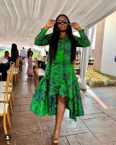 Source by abohrosemary dress casual African Shirt Dress, African Print Dresses, African Fashion Dresses, Fashion Outfits, Casual Dresses, Prom Dresses, Midi Dresses, Dress Prom, Summer Dresses