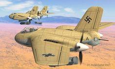 El Messerschmitt Me 329 fue un proyecto de caza pesado y avión de ataque a tierra desarrollado en Alemania en las etapas finales de la Segunda Guerra Mundial. Sería un competidor y posible sucesor del Me 410.
