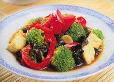 resep cara membuat tumis brokoli http://resepjuna.blogspot.com/2016/06/resep-tumis-brokoli-tahu-enak-oleh-juna.html masakan indonesia