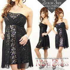 【楽天市場】BODY輝かすスパンコールにシフォン重ね★LAインポートグラマラスミニドレス【3サイズS/M/Lサイズ】:Dress K.O ドレスケーオー