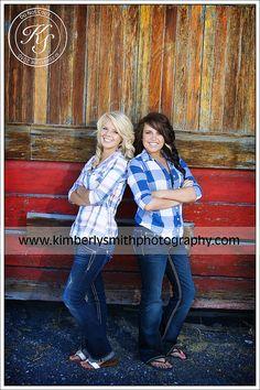 best friend senior portraits | ... : Best Friends Forever... {Idaho Senior Portrait Photographer