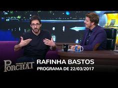 Programa do Porchat (completo) - Rafinha Bastos   22/03/2017