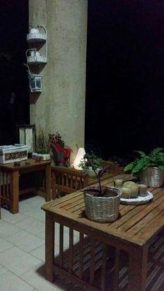 Relax in terrazzo