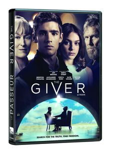 The Giver: DVD