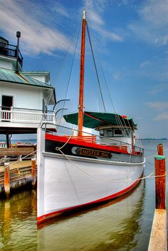 ~St Michael's, Maryland.  Beautiful place for anyone who loves being at the water