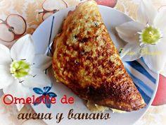 Reciclando con Erika : Omelette para acelerar el metabolismo naturalmente