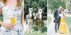 Middleton Place Plantation wedding in Charleston, South Carolina.  Aaron and Jillian Photography