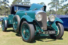 1929 Bentley 4 1/2 Liter