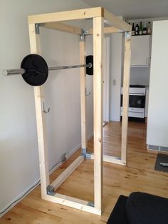 Do It Yourself Power Rack
