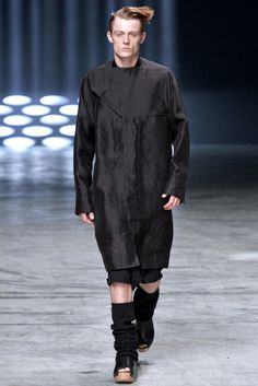 Rick Owens | Spring 2013 Menswear Collection | Style.com