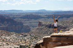 #hike #dollhouse #Canyonlands #CataractCanyon White Rims, Canyonlands National Park, Colorado River, Rafting, Idaho, Grand Canyon, National Parks, World, Places