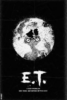 E.T. i used to love this movie!