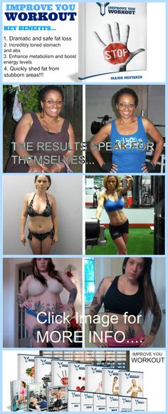 GET YOUR FREE GUIDE http://smb01.com/improve-you-workout1381892365