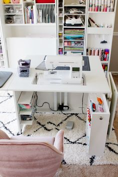 The BEST Sewing Machine Table - Sew Station Review - see kate sew