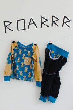 Genäht - {neue Kleidung für Löwenkinder} | Nähblog & Schnittmuster für Anfänger