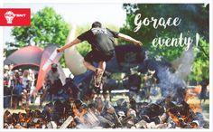 Kreujemy gorrrrące eventy! Więcej naszych nośników: www.poltent.pl #inflatables #creativead #outdoor