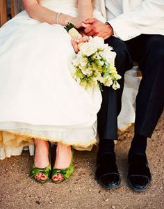 colorful wedding shoes - Google Search