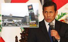 2013 - 23 de Abril: Humala se reúne con presidente de Repsol y muestra interés en comprar la empresa