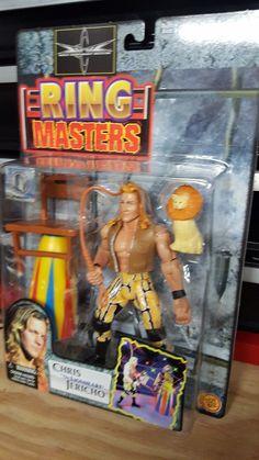 WWF WWE WCW ECW Ring Masters Chris Jericho Lionhart Toy Biz Figure NEW - https://bestsellerlist.co.uk/wwf-wwe-wcw-ecw-ring-masters-chris-jericho-lionhart-toy-biz-figure-new/