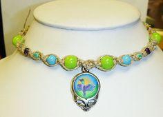 Grateful Dead Steal your Hummingbird Hemp by sherrishempdesigns, $16.99