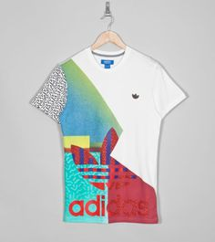 Buy adidas Originals'Pomo pack' T-Shirt - size? UK exclusive- Mens Fashion Online at Size?