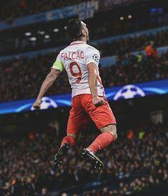 """Radamel """"El Tigre"""" Falcao"""