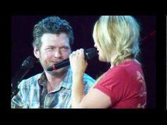 """Blake Shelton & Miranda Lambert """"My Eyes"""""""