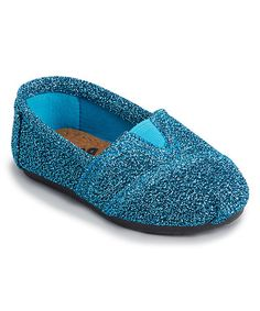 Another great find on #zulily! Teal Frost Kaymann Slip-On Shoe #zulilyfinds