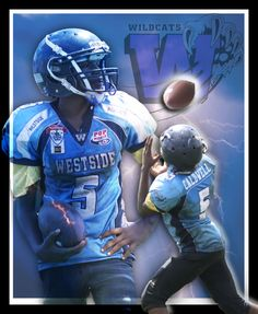 Football Sports Poster  Love this!
