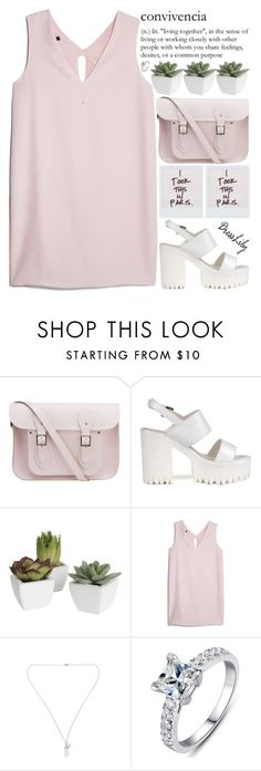 """""""self love isn't selfish"""" by exco ❤ liked on Polyvore featuring The Cambridge Satchel Company, Pier 1 Imports, MANGO, clean, dresslily, organized and dezzal"""