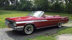 Buick: WILDCAT 1963 buick wildcat convertible
