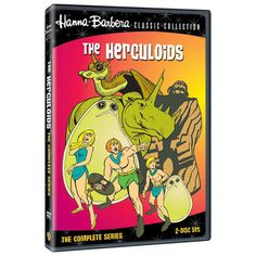 One of my favorite discoveries at Shop.WarnerArchive.com: Herculoids, The: Complete Original Animated Series