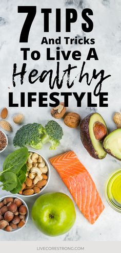 Want to start living a healthy lifestyle? You know you need to do it but you just don't know where to start. Here are 7 easy tips and tricks to follow that will help motivate you and jump start your life on the right track.  These wellness tips will help you achieve your health goals now. You just need to take baby steps and you'll be one step closer to living the life you always wanted to live.  #healthyliving #healthandwellness #healthywoman #healthtips #healthmotivation #forbeginners
