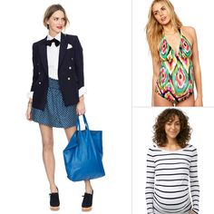 From Sweaters to Swimwear: 10 Spring Maternity Wardrobe Must Haves | lilsugar.com