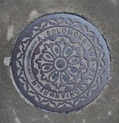 spitelfields manhole