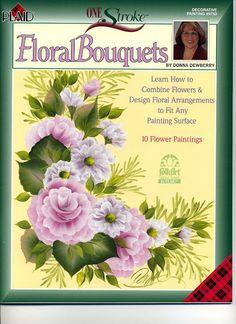 Donna Dewberry - Floral Bouquets - MYRIAM JANNETH ROMANO GARCIA - Picasa Web Albums...