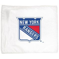 "New York Rangers WinCraft 15"" x 18"" Team Color Rally Towel"