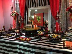 Ferrari Birthday Party Ideas | Photo 8 of 14 | Catch My Party